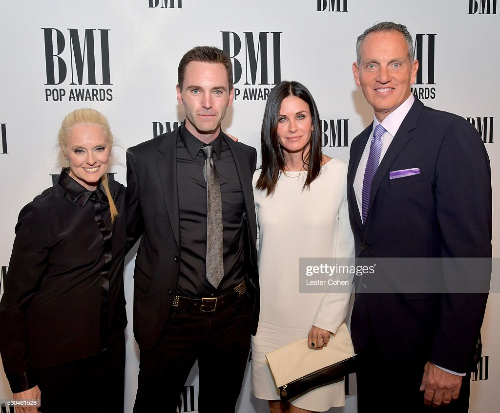 Broadcast Music Inc. (BMI) Honors Taylor Swift And Songwriting Duo Mann & Weil At The 64th Annual BMI Pop Awards : News Photo