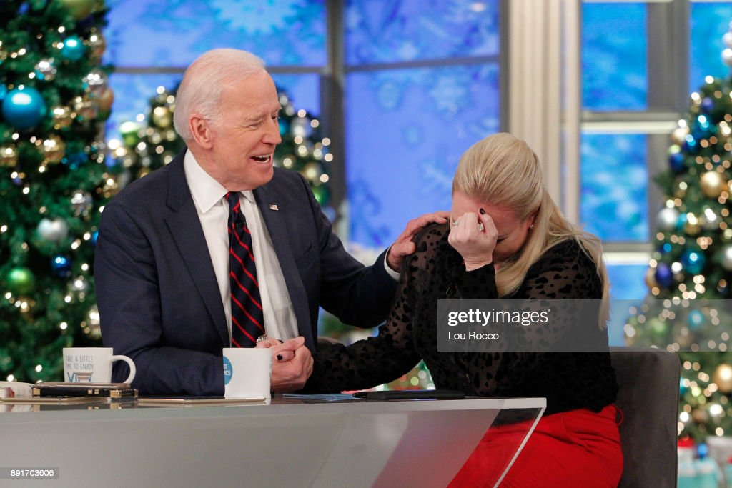 THE VIEW - Vice President Joe Biden is a guest on 'The View,' Wednesday, December 13, 2017 airing on the ABC Television Network. MCCAIN