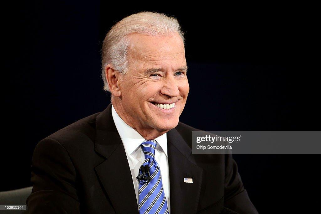 2012 Vice Presidential Debate : Foto jornalística
