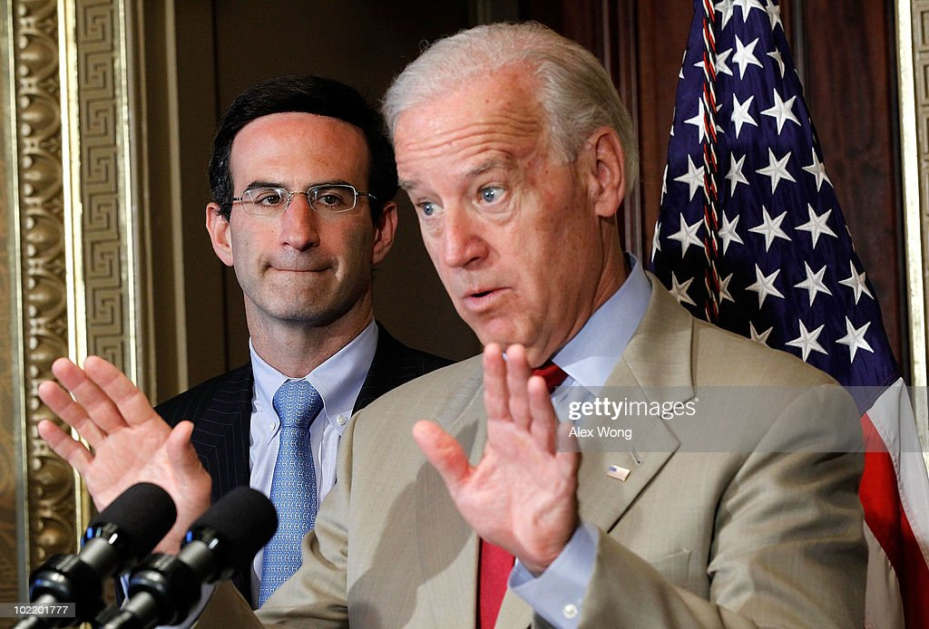 Biden And Orzsag Present New Initiatives To Reduce Gov't Waste And Fraud