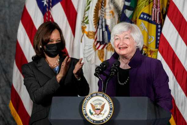 DC: Vice President Harris Delivers Remarks With Treasury Secretary Yellen On Childcare