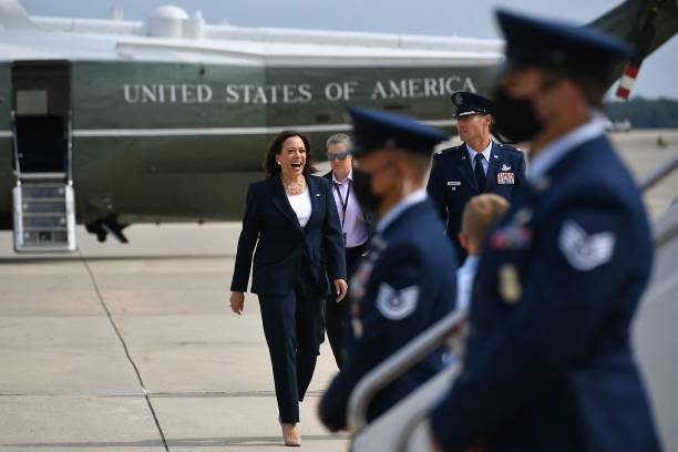 SC: Vice President Harris Travels To South Carolina To Speak On Vaccines
