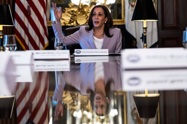 DC: Vice President Harris Meets With LGBTQ Stakeholders