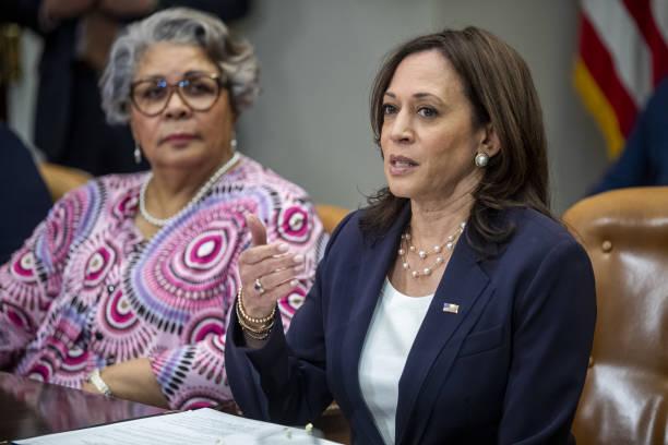 DC: Vice President Harris Meets With Texas Legislators