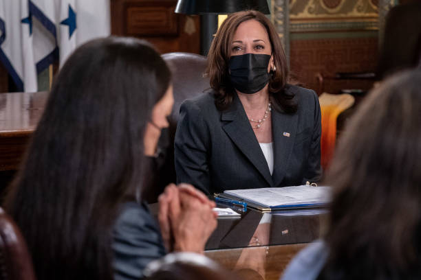 DC: Vice President Harris Holds Native American Voting Rights Conversation