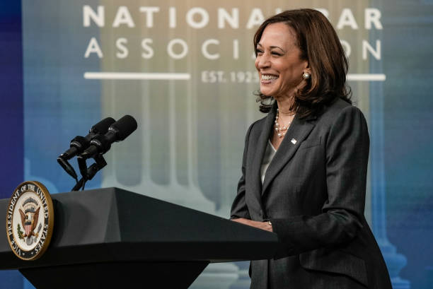 DC: Vice President Harris Delivers Virtual Remarks To National Bar Association