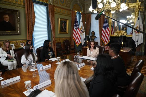 DC: Vice President Harris Marks DACA Anniversary At The White House