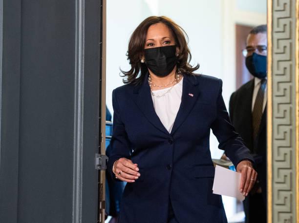 DC: Vice President Harris Swears In Linda Thomas-Greenfield As UN Ambassador
