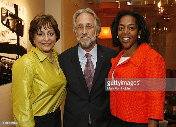 Vice President Member Services of the Recording Academy Nancy Shapiro Recording Academy President/CEO Neil Portnow Executive Director of the...