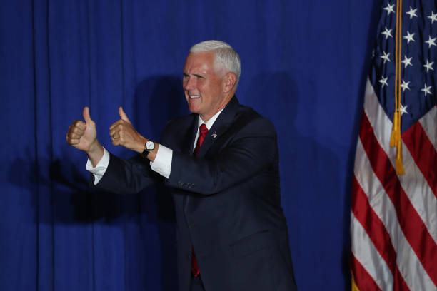 "FL: Mike Pence Launches ""Latinos For Trump"" Coalition In Miami"
