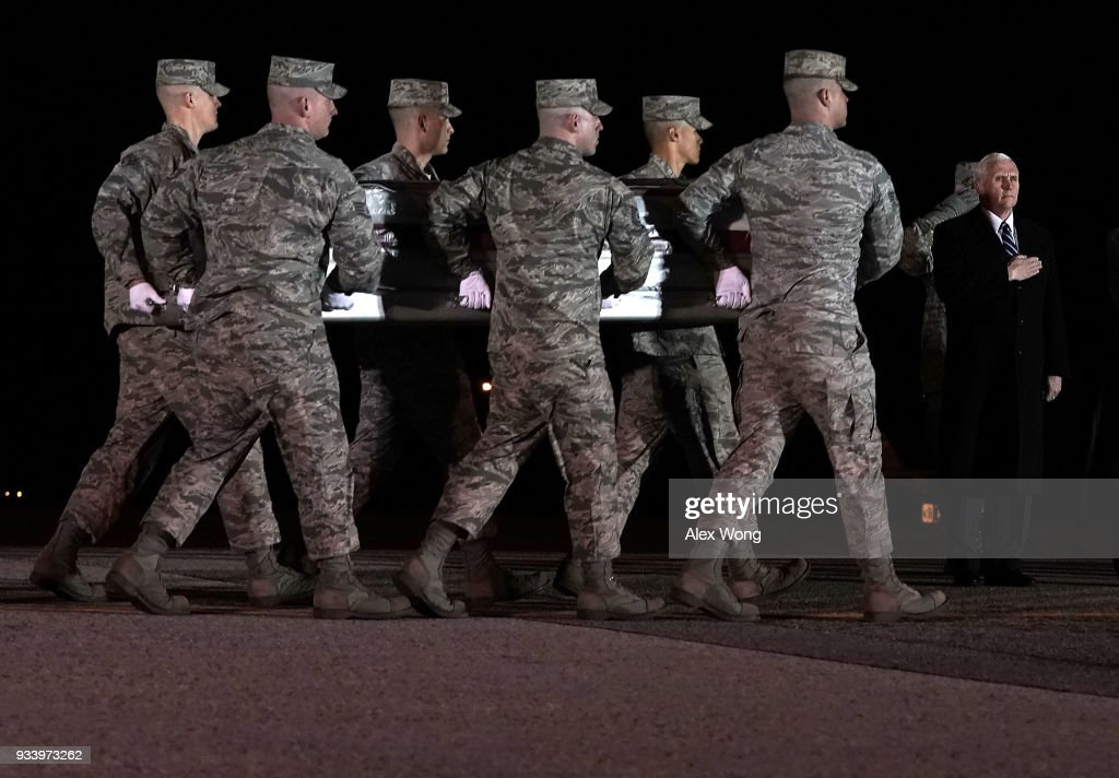 Bodies Of Service Members Killed In Iraq Helicopter Crash Returned To U.S.