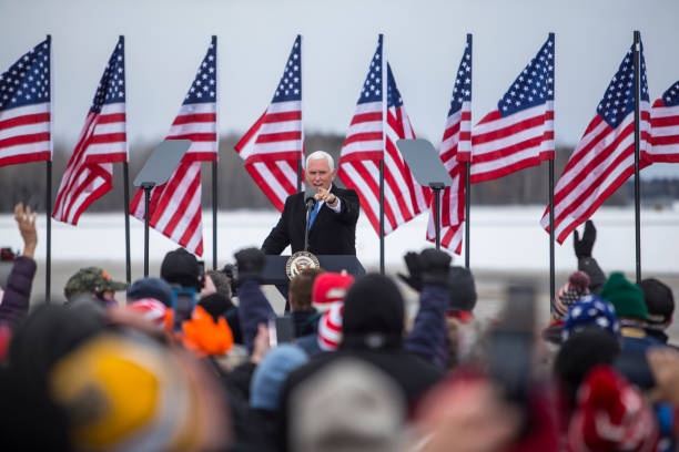 MN: Vice President Pence Campaigns In Minnesota
