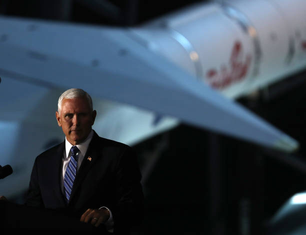VA: Vice President Mike Pence Chairs National Space Council Meeting