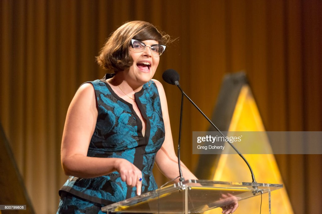 Vice President, Multi-Cultural Engagement, Walt Disney Studios, Julie Ann Crommett attends the NALIP 2017 Latino Media Awards at The Ray Dolby Ballroom at Hollywood & Highland Center on June 24, 2017 in Hollywood, California.