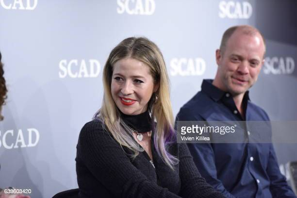 Vice president of development at Trooper Entertainment/Lionsgate TV Lauren Rosenberg and Vice president and executive producer at Jupiter...