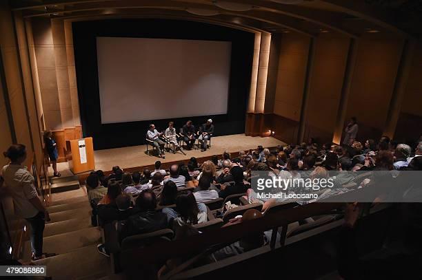 Vice President of HBO Documentary Films Sara Bernstein Medical Director of The Jed Foundation Dr Victor Schwartz Director Elizabeth Swados and...