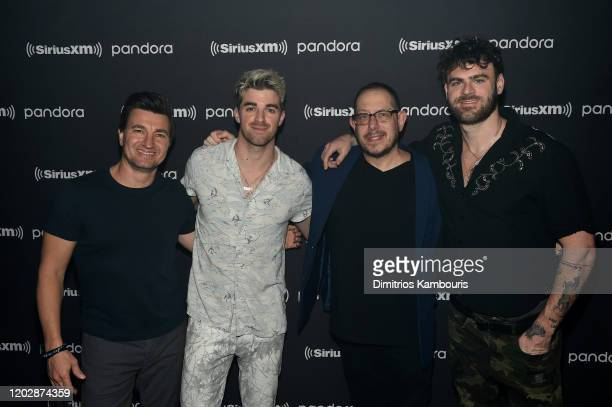 Vice President of Industry Relations Content Jeff Zuchowski Andrew Taggart Vice President of Music Programming/Electronic Dance Formats Jonathan...