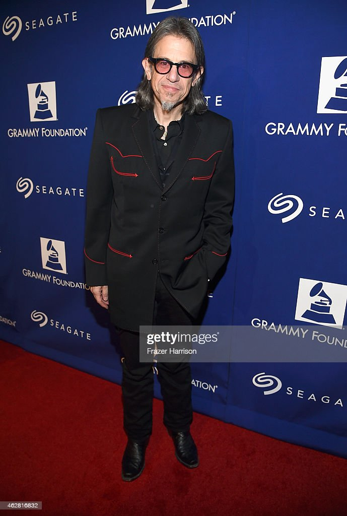 Vice President of The GRAMMY Foundation & MusiCares Scott Goldman attends the GRAMMY Foundation's 17th annual Legacy Concert Lean On Me: A Celebration of Music and Philanthropy at Wilshire Ebell Theatre on February 5, 2015 in Los Angeles, California. For more information visit grammyfoundation.org.