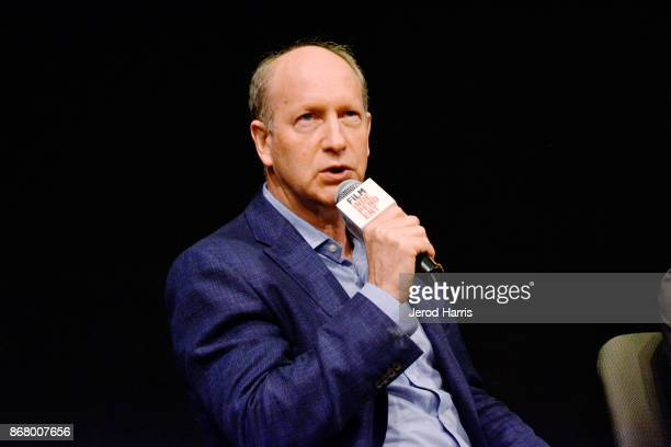 Vice President Programs and Program Director at the Alfred P Sloan Foundation Doron Weber attends Sloan Film Summit 2017 Day 3 on October 29 2017 in...