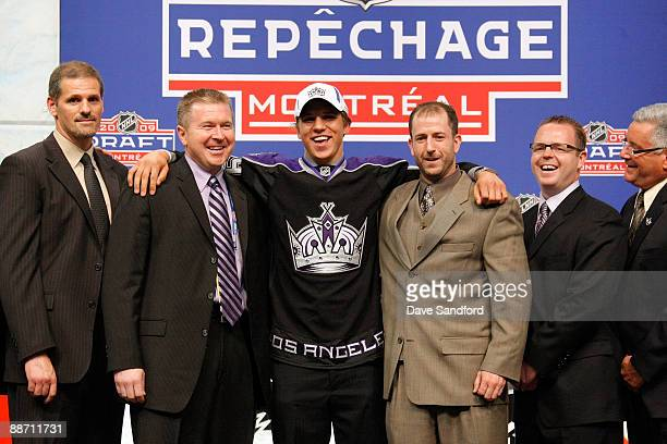 Vice President/assistant General Manager Ron Hextall CoDirector of Amateur Scouting Michael Futa Brayden Schenn CoDirector of Amateur Scouting Mark...