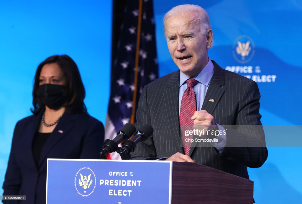 President-Elect Biden Introduces Members Of His Incoming Economic Team : News Photo
