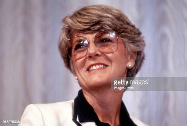 Vice Presidential Hopeful Geraldine Ferraro circa 1984 in New York.