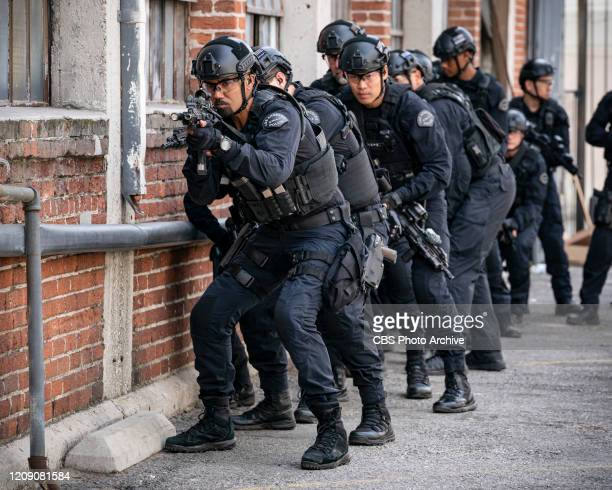 Vice The SWAT team searches for an escaped convict who plans to kill Tan and every member of law enforcement who helped put him in prison years ago...