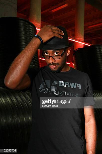 Vicelow attends the Def Jam Rapstar Video Game Launch at Palais De Tokyo on June 30 2010 in Paris France