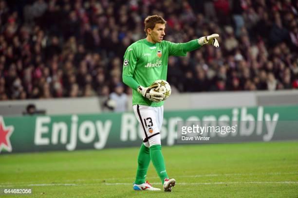 Vicente GUAITA Lille / Valence Ligue des Champions Photo Dave Winter / Icon Sport