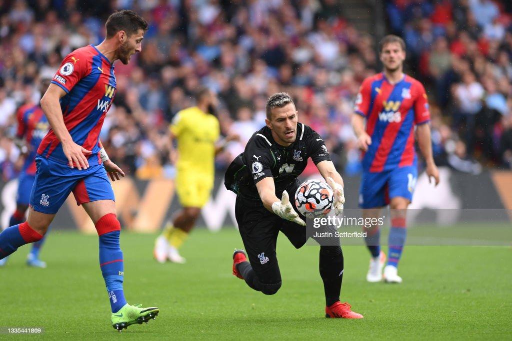 Crystal Palace v Brentford - Premier League : News Photo
