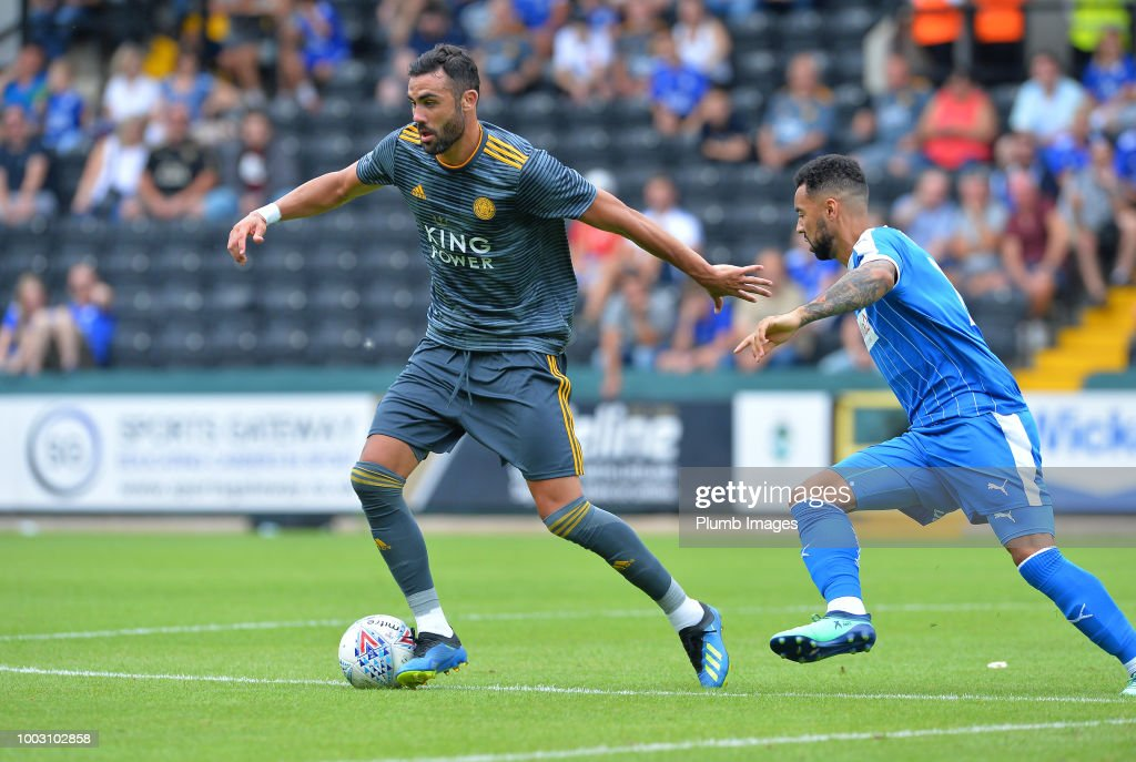 Notts County v Leicester City - Pre-Season Friendly : News Photo
