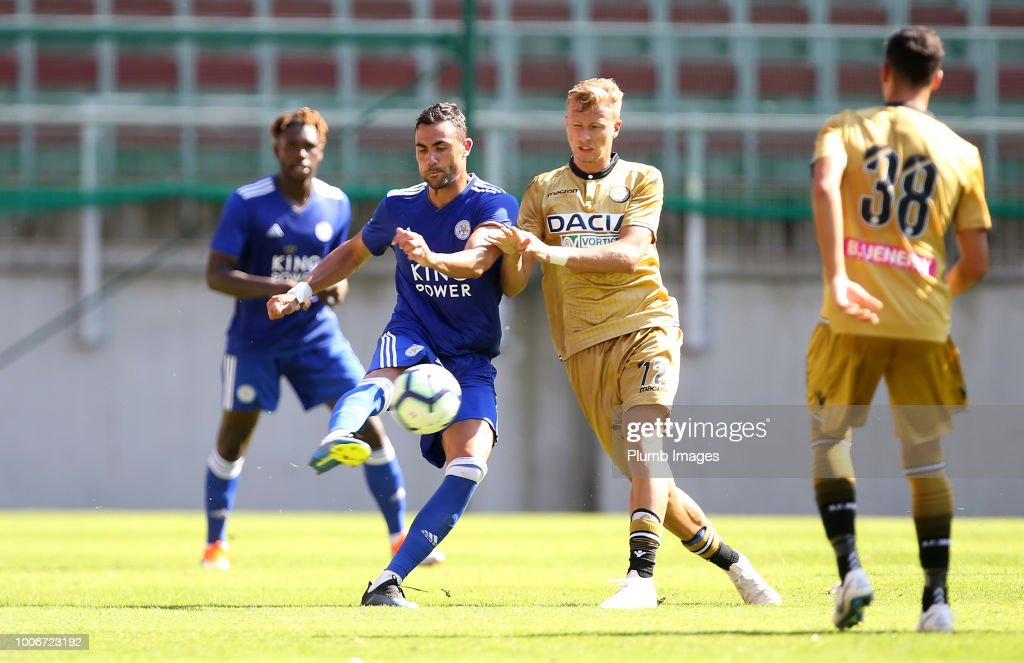 Leicester City v Udinese: Pre-Season Friendly : News Photo