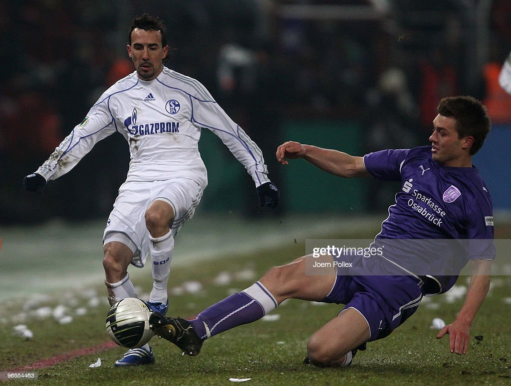 VfL Osnabrueck v Schalke 04 - DFB Cup