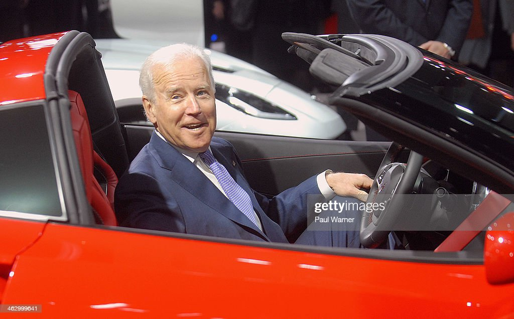 Joe Being Joe: Spontaneous Moments With The Vice President