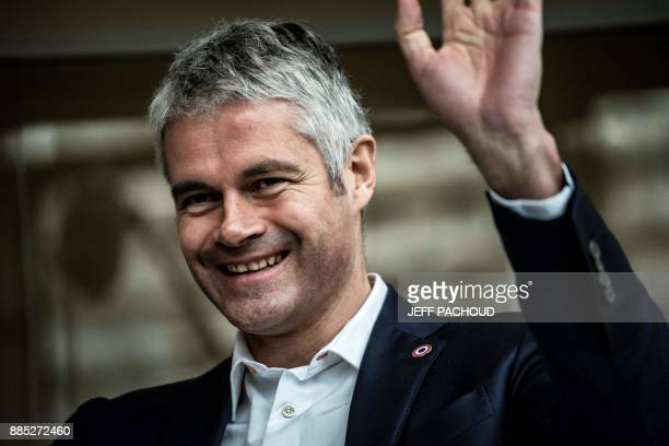 VicePresident of French rightwing opposition party Les Republicains and President of the regional council of the AuvergneRhoneAlpes region Laurent...