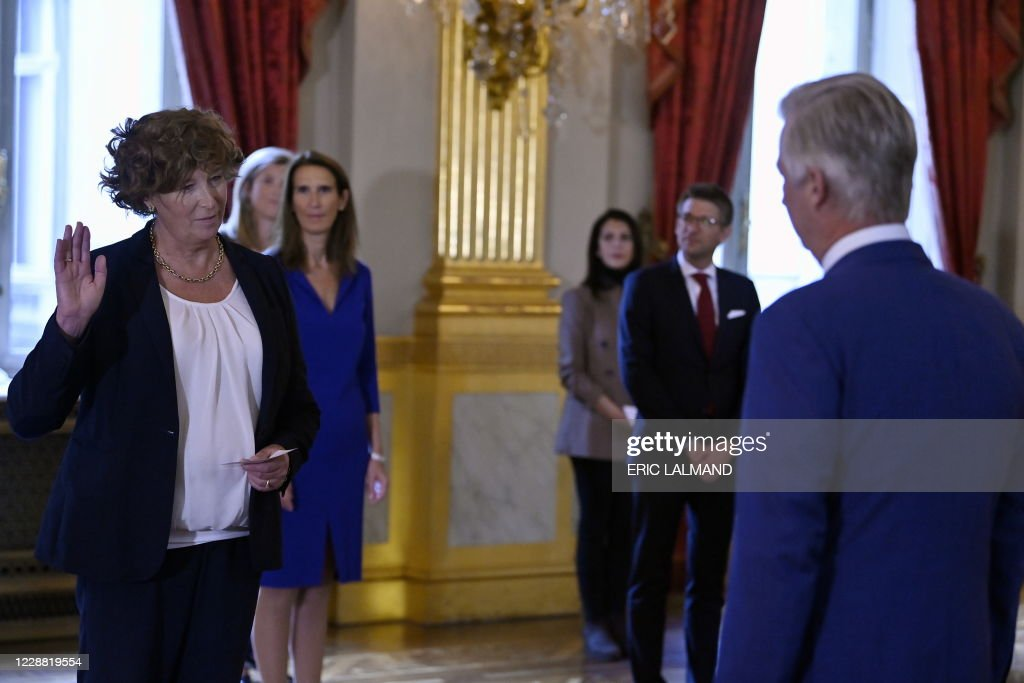 Petra De Sutter Photos And Premium High Res Pictures Getty Images