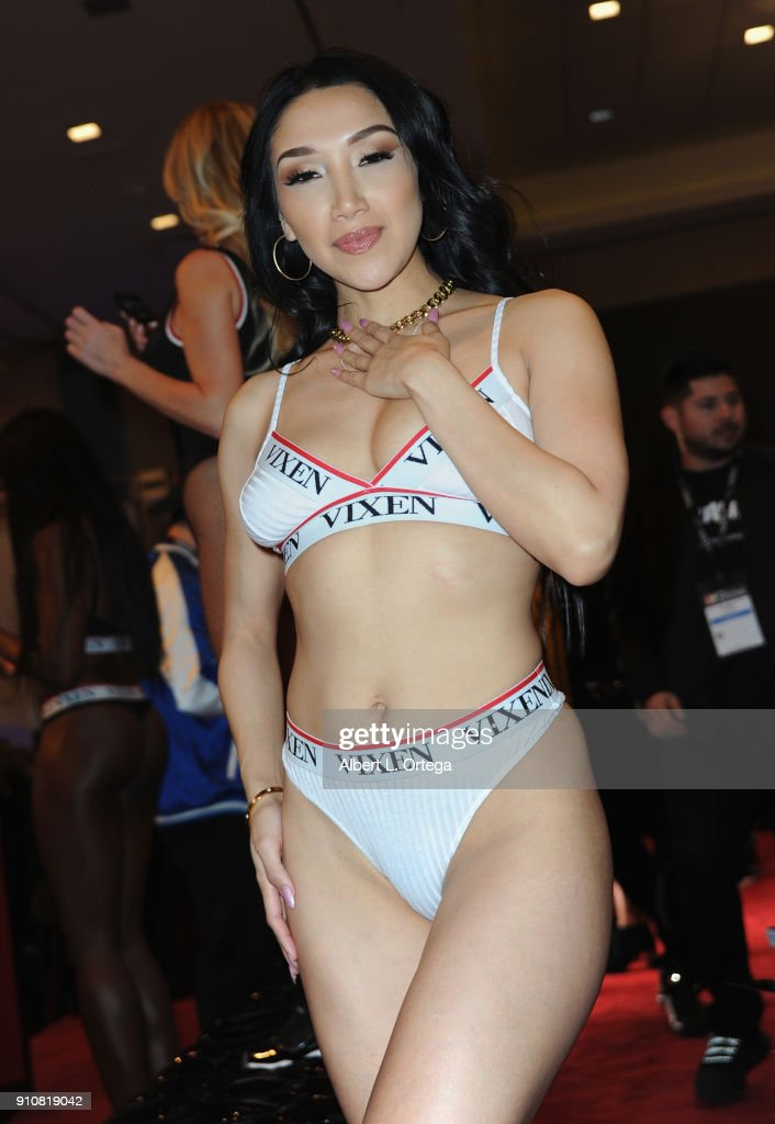 The 2018 Avn Adult Entertainment Expo News Photo