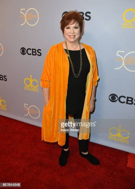 Vicki Lawrence attends CBS' 'The Carol Burnett Show 50th Anniversary Special' at CBS Televison City on October 4 2017 in Los Angeles California