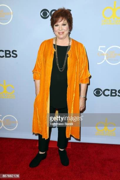 Vicki Lawrence attends the CBS' 'The Carol Burnett Show 50th Anniversary Special' at CBS Televison City on October 4 2017 in Los Angeles California
