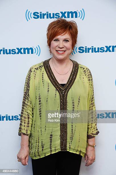 Vicki Lawrence visits at SiriusXM Studios on September 28 2015 in New York City