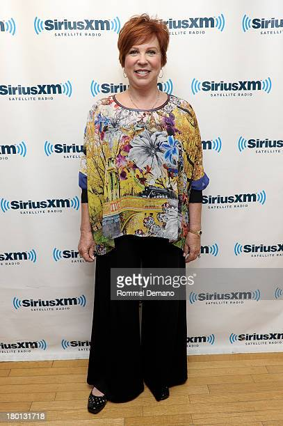 Vicki Lawrence visits at SiriusXM Studios on September 9 2013 in New York City
