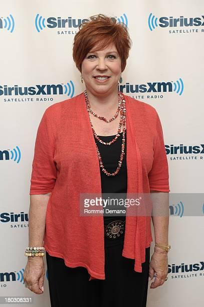 Vicki Lawrence visits SiriusXM Studios on September 11 2013 in New York City
