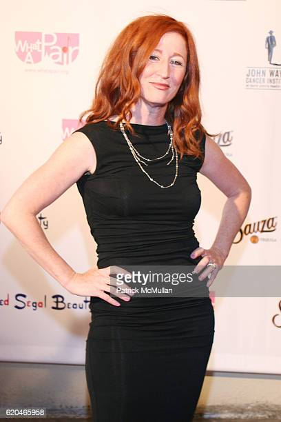 Vicki Lewis attends What A Pair 6 John Wayne Cancer Institute Benefit at Orpheum Theatre on June 8 2008 in Los Angeles CA