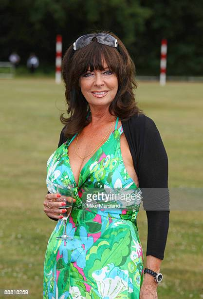 Vicki Michelle attends the Duke Of Essex Polo Trophy at Gaynes Park on July 4 2009 in Epping England