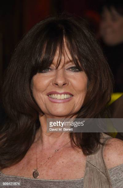 Vicki Michelle attends the Gala Night after party for All Or Nothing The Mod Musical at Foundation Bar on March 28 2018 in London England