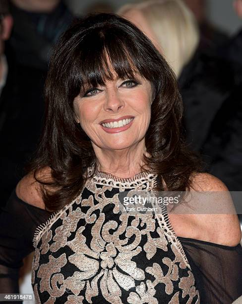 Vicki Michelle attends the National Television Awards at 02 Arena on January 21 2015 in London England