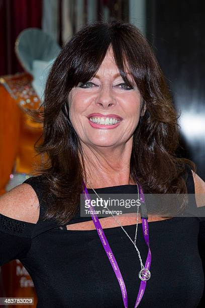 Vicki Michelle attends the Shop with the Stars at Fenwick event in support of the theatrical charity Acting For Others at Fenwick Of Bond Street on...