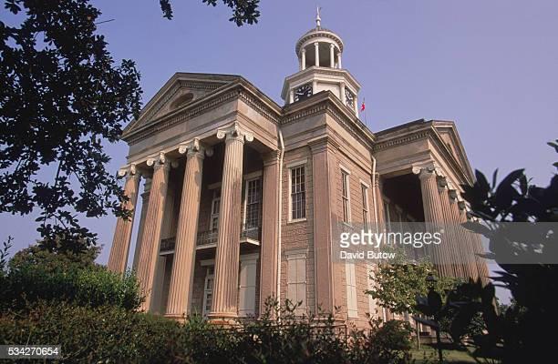 Vicksburg Mississippi Vicksburg's general scenes of the old courthouse
