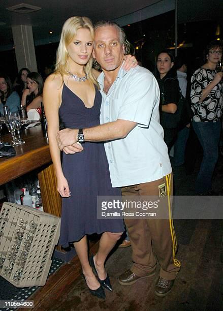 Vicky Andren and Mark Baker