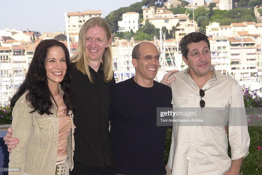 Cannes 2001 - Shrek Photo Call